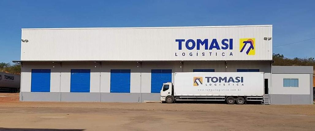 Tomasi Logística oferece espaços para Centros de Distribuição às empresas que investem no Nordeste